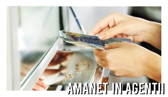 AMANET IN AGENTII