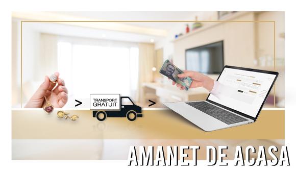 AMANET DE ACASA